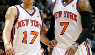 Guard Jeremy Lin (17) created a global sensation after he was called up from the developmental league in December. He signed a three-year, $25 million deal with Houston, where he will wear No. 7. (Associated Press)