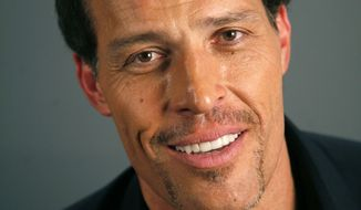 **FILE** Motivational speaker Tony Robbins (Associated Press)
