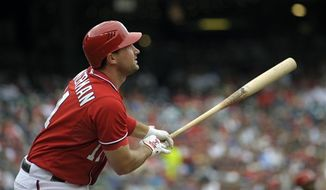 ** FILE ** Washington Nationals' Ryan Zimmerman. (AP Photo/Cliff Owen)
