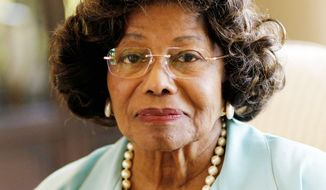 Katherine Jackson (Associated Press)