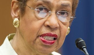 D.C. Congresswoman Eleanor Holmes Norton