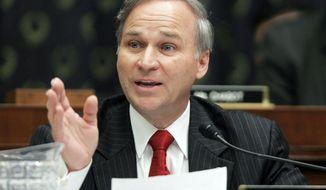 **FILE** Rep. J. Randy Forbes, Virginia Republican (Associated Press)