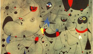 Exhibit: Joan Miro