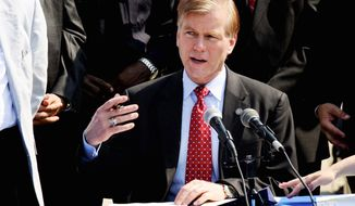 Virginia Gov. Bob McDonnell is a pro-life Catholic with a fiscally conservative reputation and no known opposition among evangelicals, whose votes Republicans will be counting on in November. Those factors play into his name appearing on a short list of possible vice presidential picks for presumptive GOP nominee Mitt Romney. (Fredericksburg, Va., Free Lance-Star via Associated Press)
