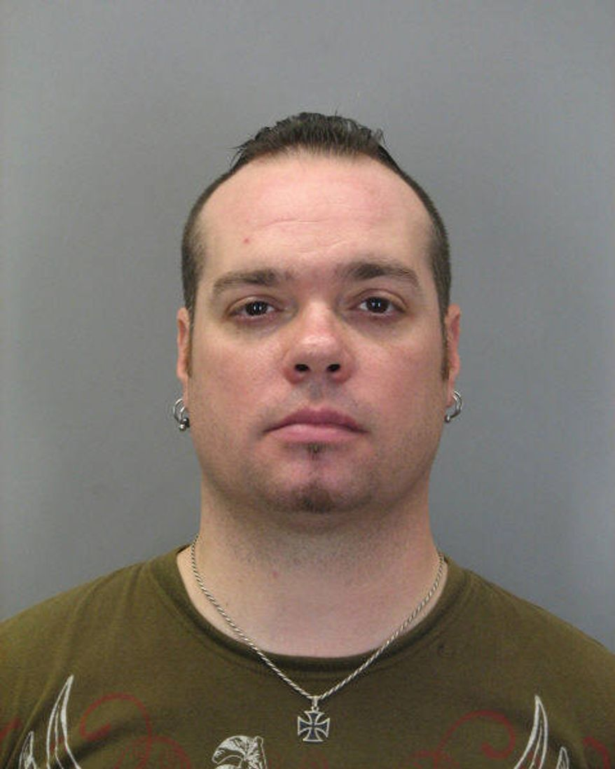 Christopher Bohn. Photo from the Fairfax police department.
