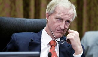 D.C. Council member Jack Evans (The Washington Times)