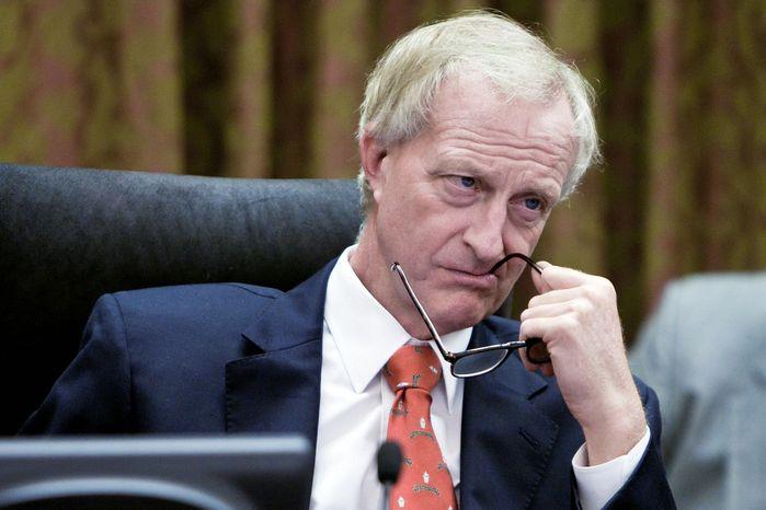 D.C. Council member Jack Evans (The Washington Times)