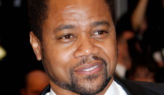 Cuba Gooding Jr. (AP photo)