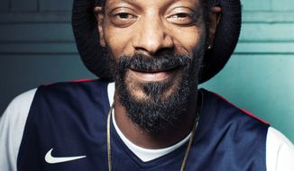 Snoop Lion (Associated Press)