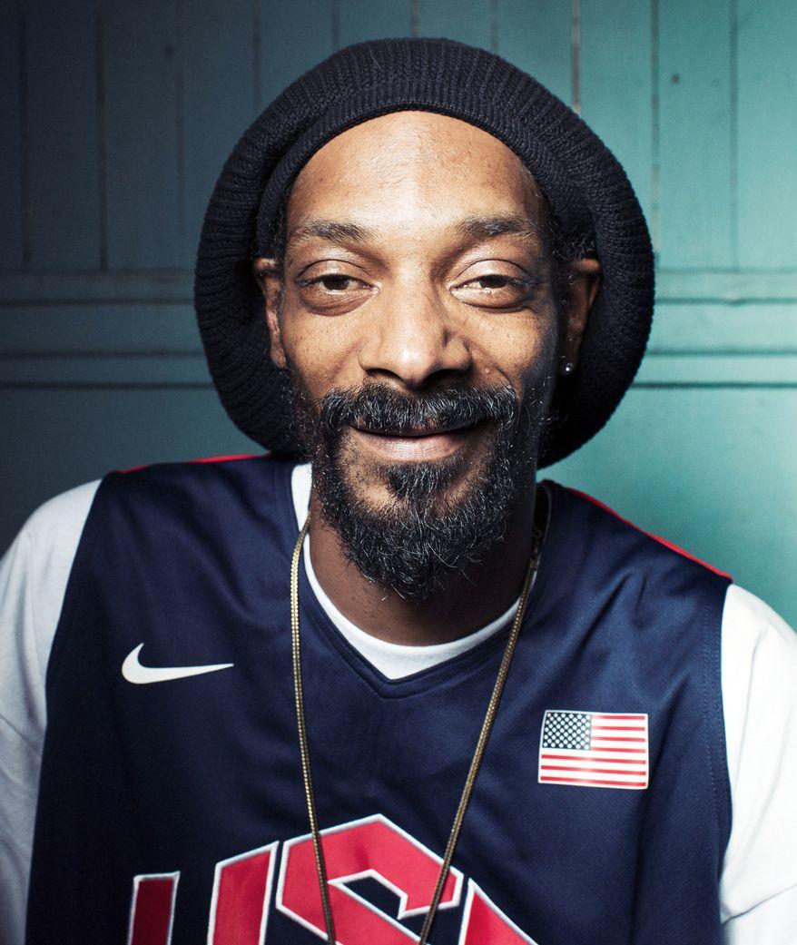 Snoop Lion (Associated Press)