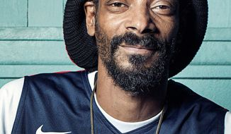 Snoop Lion (AP photo)