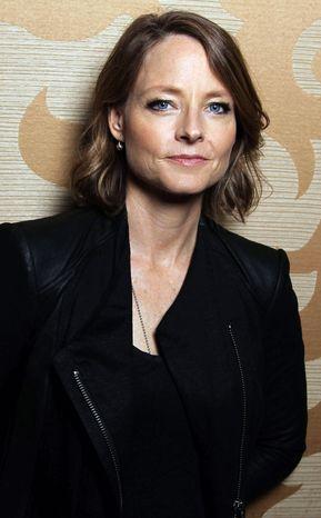 Jodie Foster (AP photo)