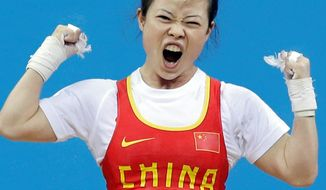 U.S., Chinese athletes battle it out at Olympics