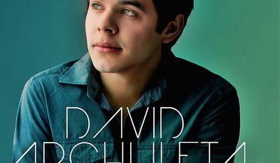 "Album cover for David Archuleta ""Begin""."