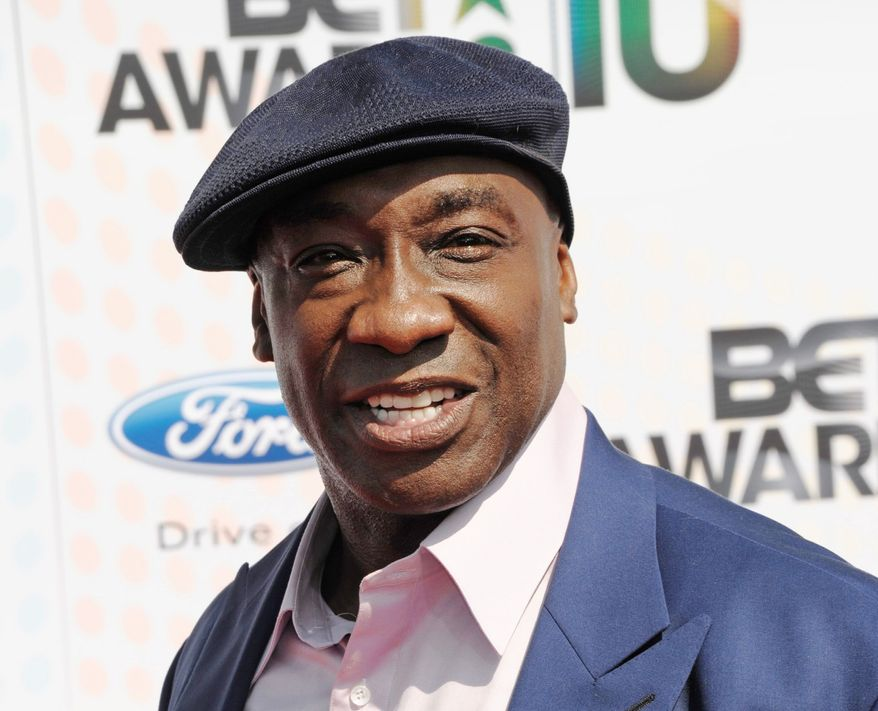 **FILE** Actor Michael Clarke Duncan attends the BET Awards in Los Angeles on June 27, 2010. (Associated Press)