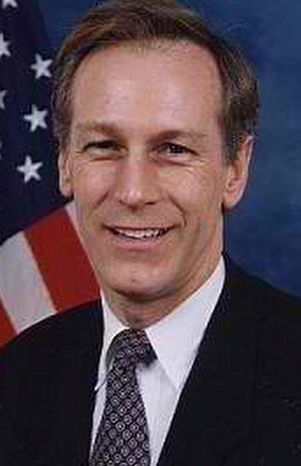 Former Rep. Virgil H. Goode Jr., who served in Congress from Virginia from 1997 to 2009, is the presidential nominee of the Constitution Party and will be on the Virginia ballot. (House of Representatives)