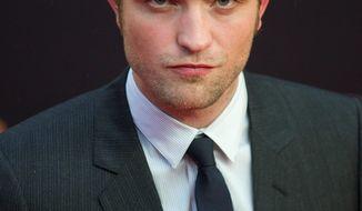 Robert Pattinson (Associated Press)