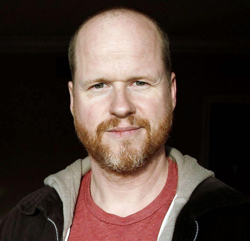 Joss Whedon (AP photo)