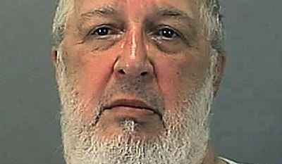 In this undated photo provided by the Summit County Sheriff Department shows John Wise. Wise, 66, is suspected of the mercy killing of his wife, who was shot at her bedside in the ICU unit of Akron General Medical Center Saturday. (AP Photo/Summit County Sheriff Department)