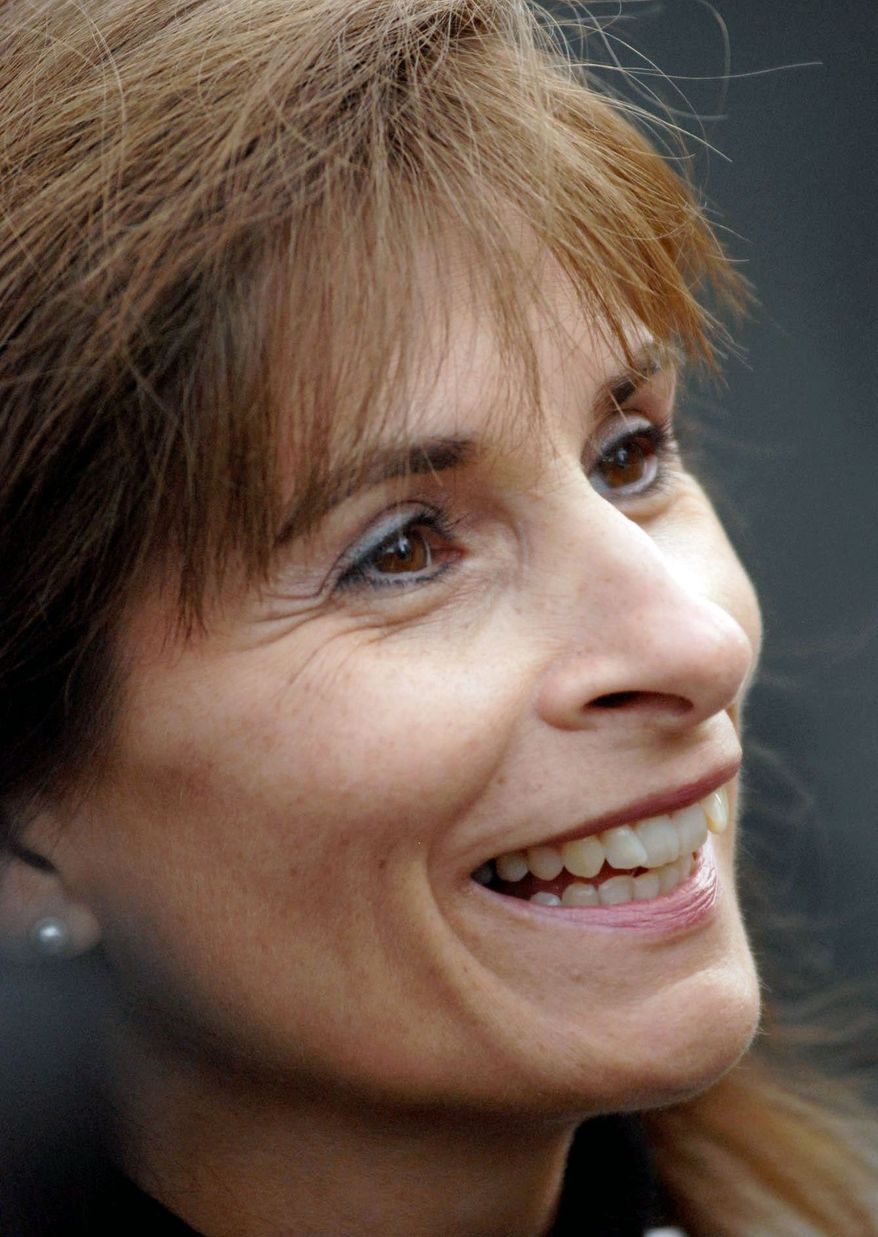 Jeannemarie Devolites Davis says she will add her name to the list of Republicans considering a run for Virginia lieutenant governor in 2013. The former lawmaker has served in the House of Delegates and state Senate. (Rod Lamkey Jr./The Washington Times)