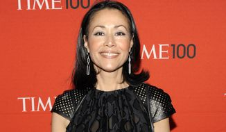 **FILE** NBC's Ann Curry attends the TIME 100 gala at the Frederick P. Rose Hall in New York on April 24, 2012. (Associated Press)