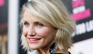 Cameron Diaz (AP photo)