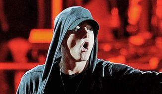 Eminem (Associated Press)
