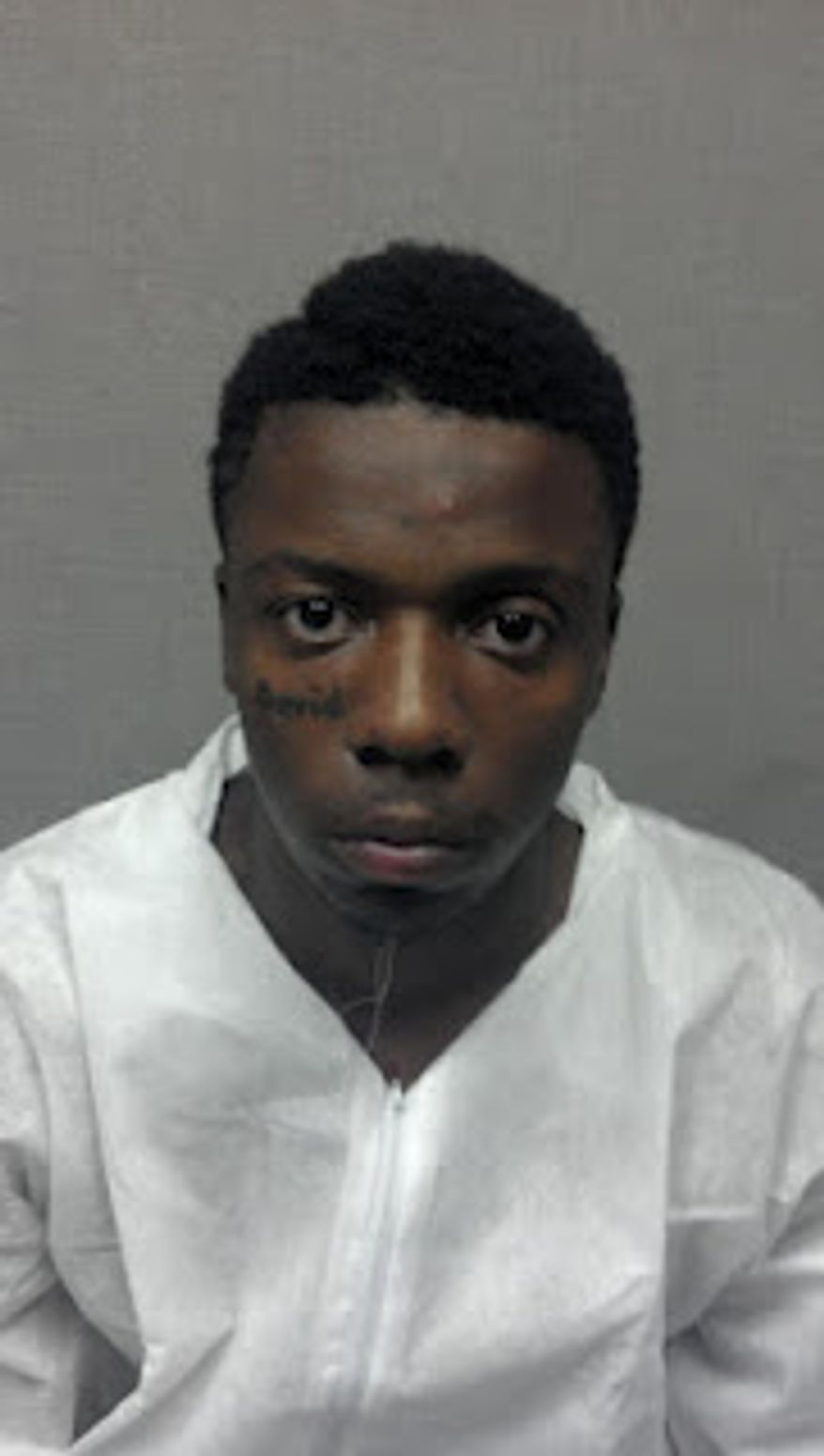 Travis Everett Hoskins. Photo from the Prince George's County Police Department.