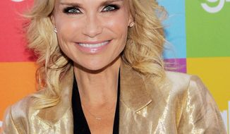 Kristin Chenoweth (AP photo)