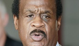 Montgomery County Executive Isiah Leggett would be banned from another term under a ballot initiative approved Tuesday, but he already has said he is not seeking re-election. (Associated Press)