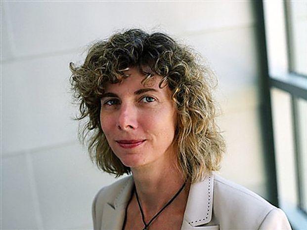 Allison Macfarlane chairs the Nuclear Regulatory Commission. (AP Photo/Evan Cantwell, George Mason University)