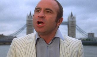 "** FILE ** Bob Hoskins stars in ""The Long Good Friday."" (Courtesy Image Entertainment)"