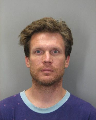 Wesley Thomason. Photo from Fairfax County police.