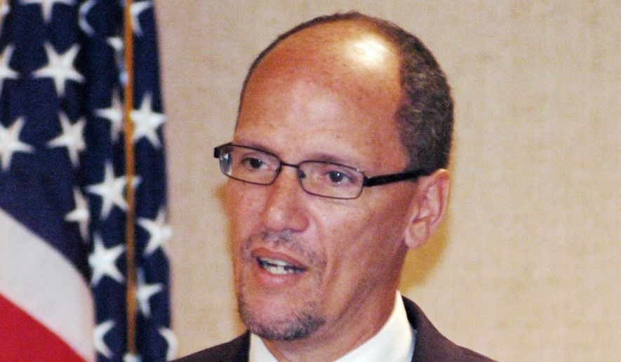 Assistant U.S. Attorney General Tom Perez announces a civil rights unit to be based in Birmingham, Ala., on Tuesday. The unit will be responsible for prosecutions and lawsuits. (Associated Press)