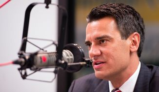 **FILE** Rep. Kevin Yoder, Kansas Republican (Associated Press/The Kansas City Star)