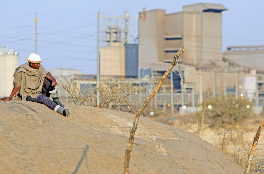 The Botswana mining industry has been massively mismanaged, with executives and ministers siphoning money for personal gain. (Associated Press/File)