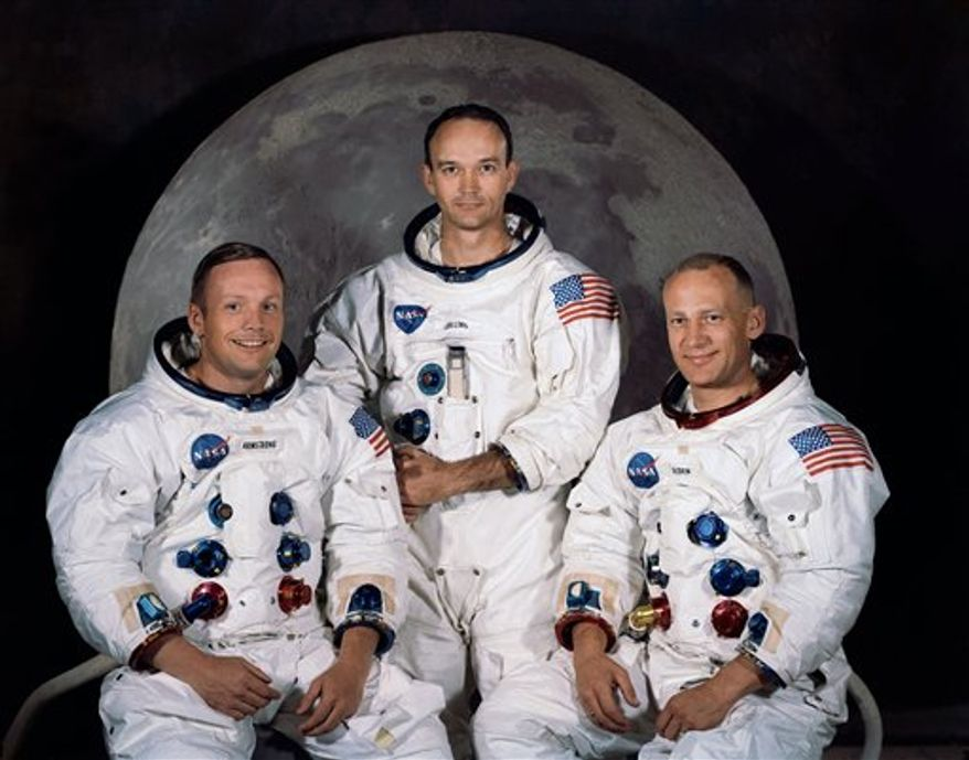 """Neil Armstrong was a quiet self-described nerdy engineer who became a global hero when as a steely-nerved pilot he made """"one giant leap for mankind"""" with a small step on to the moon. The modest man who had people on Earth entranced and awed from almost a quarter million miles away has died. He was 82."""