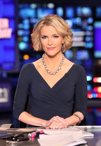 Fox News Channel anchor Megyn Kelly. (Associated Press)