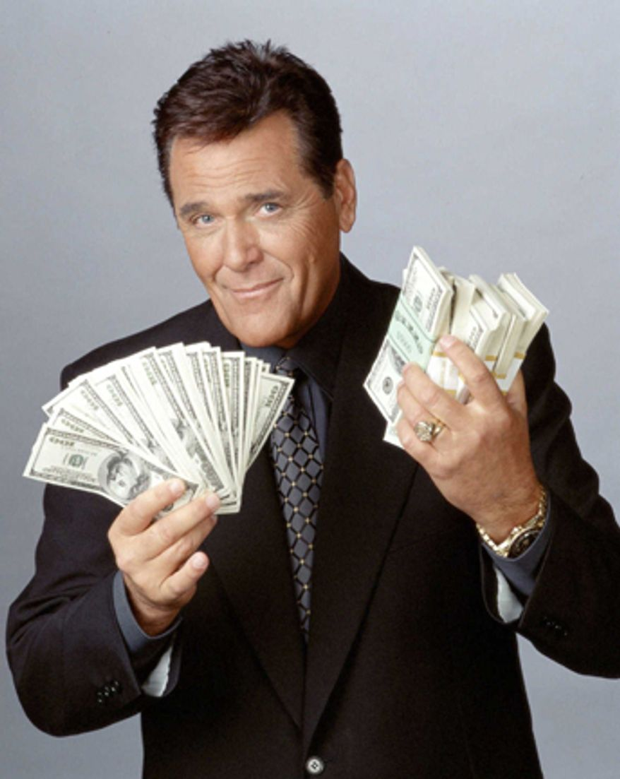 Chuck Woolery (AP file photo)