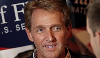Jeff Flake (AP photo)