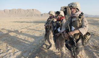 **FILE** U.S. Marines