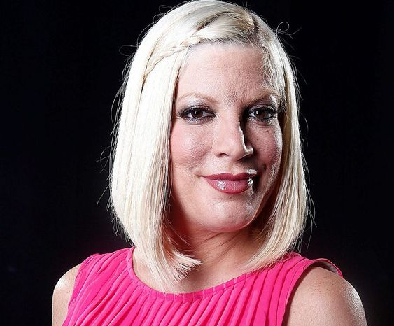 Tori Spelling (AP photo)