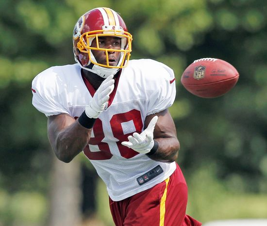 Pierre Garcon took swift action in the wake of the January 2010 earthquake that rocked Haiti. He created a charity as a means of channeling resources directly to the people and remains active in helping the island nation rebuild. (Associated Press)