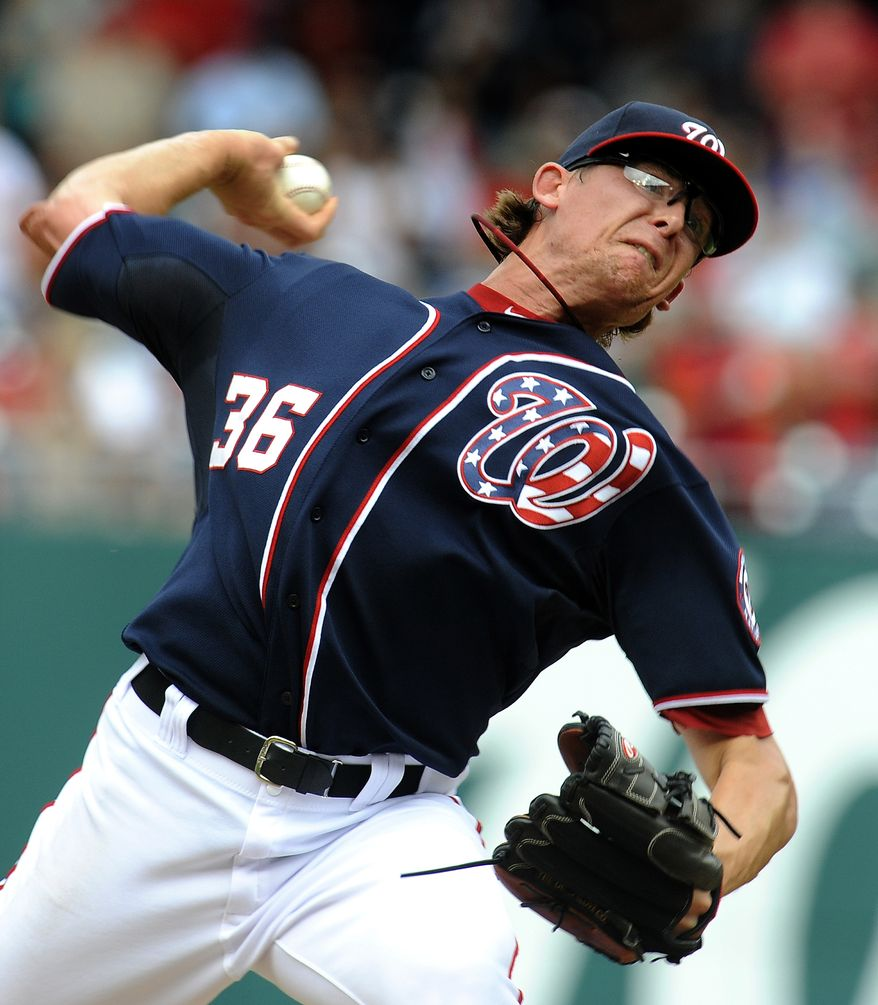 Tyler Clippard saved his 30th game of the season on Monday. (Associated Press)