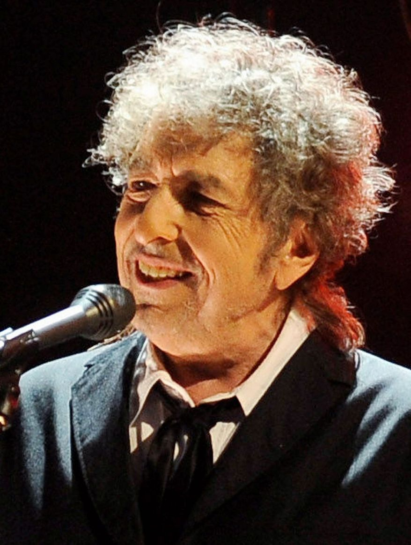 Bob Dylan (AP photo)