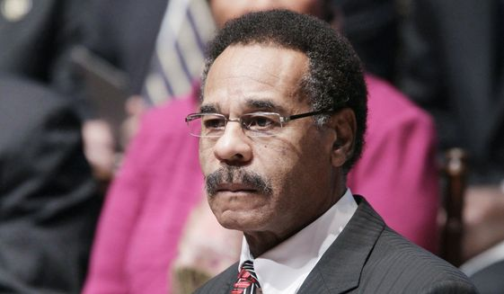 Rep. Emanuel Cleaver, Missouri Democrat. (Associated Press) ** FILE **