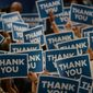 Like Christmas, over the years, Veterans Day and Thanksgiving have become less about the true meaning and more about the day off from work and all that encompasses, writes Rusty Humphries. (Andrew Geraci/The Washington Times)