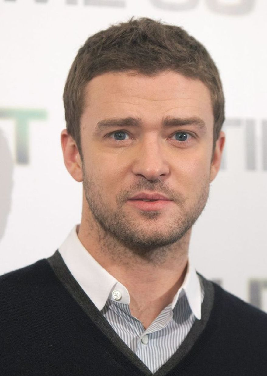 Justin Timberlake has agreed to part of a group trying to buy his hometown Memphis Grizzlies basketball team. (Associated Press)