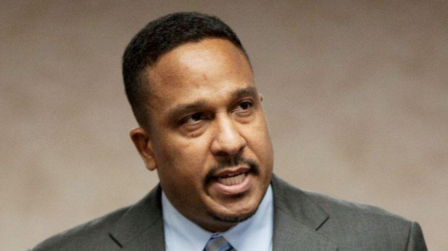 Ronald C. Machen Jr., U.S. attorney for the District (Associated Press) **FILE**