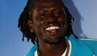 **FILE** Emmanuel Jal (Associated Press)